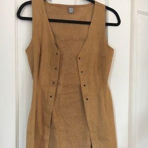 New brown jacket
